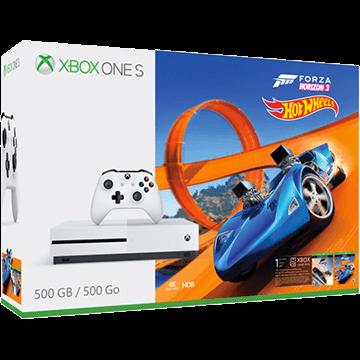 Xbox One S + Forza Horizon 3 für nur €199.99