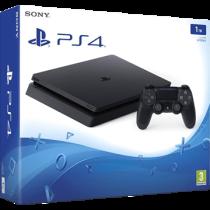 Black PS4 Slim 1TB von Buero Shop24 zum €319.00