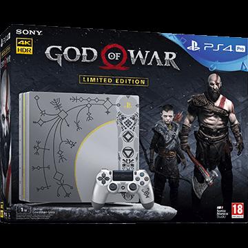 PS4 Pro + God Of War für nur €499.00