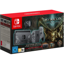 Grey Nintendo Switch 32GB + Diablo III: Eternal Collection von Comtech zum €365.00
