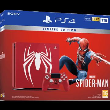 PS4 Slim + Marvel's Spider-Man für nur €399.99