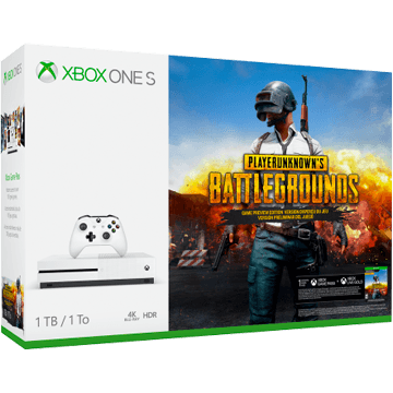 Xbox One S + PlayerUnknown's Battlegrounds für nur €257.19