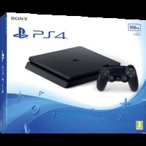 Black PS4 Slim 500GB von Buero Shop24 zum €289.00