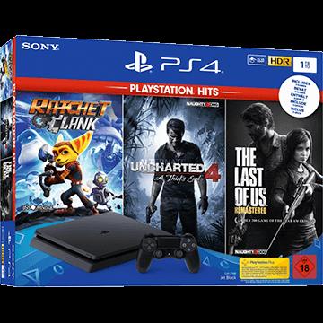 PS4 Slim für nur €369.00