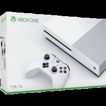 White Xbox One S 1TB von Proshop zum €204.47