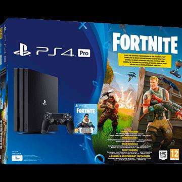 PS4 Pro + Fortnite für nur €399.99