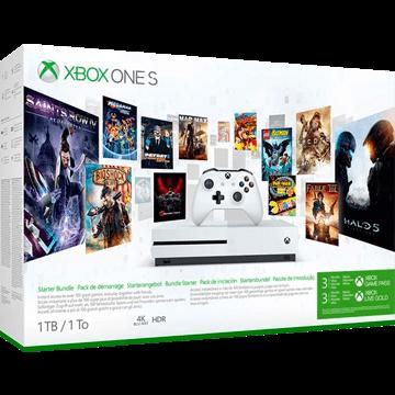 Xbox One S + Xbox Live 3 Months Gold Membership für nur €234.99
