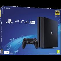 Black PS4 Pro 1TB von Saturn zum €399.00