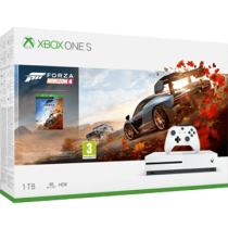 White Xbox One S 1TB + Forza Horizon 4 von Amazon DE zum €199.00