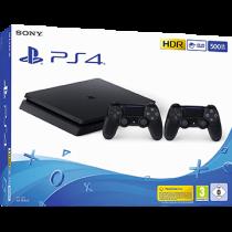 Black PS4 Slim 500GB von Amazon DE zum €299.99