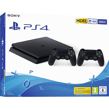 PS4 Slim + Marvel's Spider-Man + Call Of Duty: Black Ops 4 für nur €396.94