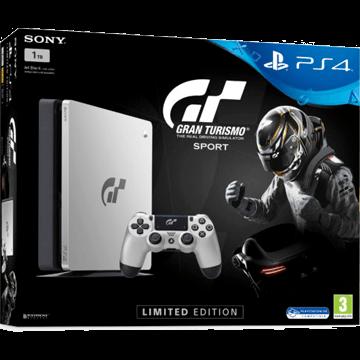 PS4 Slim + Gran Turismo Sport für nur €346.00